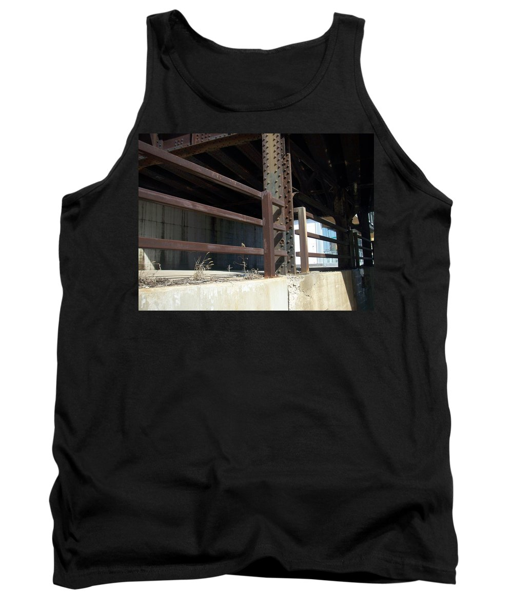 Walker's Point Tank Top featuring the photograph Walker's Point 8 by Anita Burgermeister