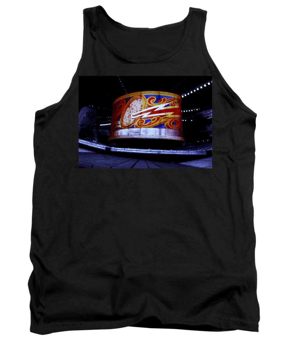 Waltzer Tank Top featuring the photograph Waltzer by Charles Stuart