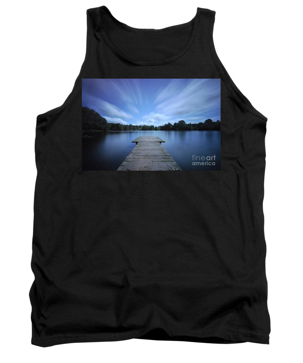 Yhun Suarez Tank Top featuring the photograph Watch The Day Go By by Yhun Suarez
