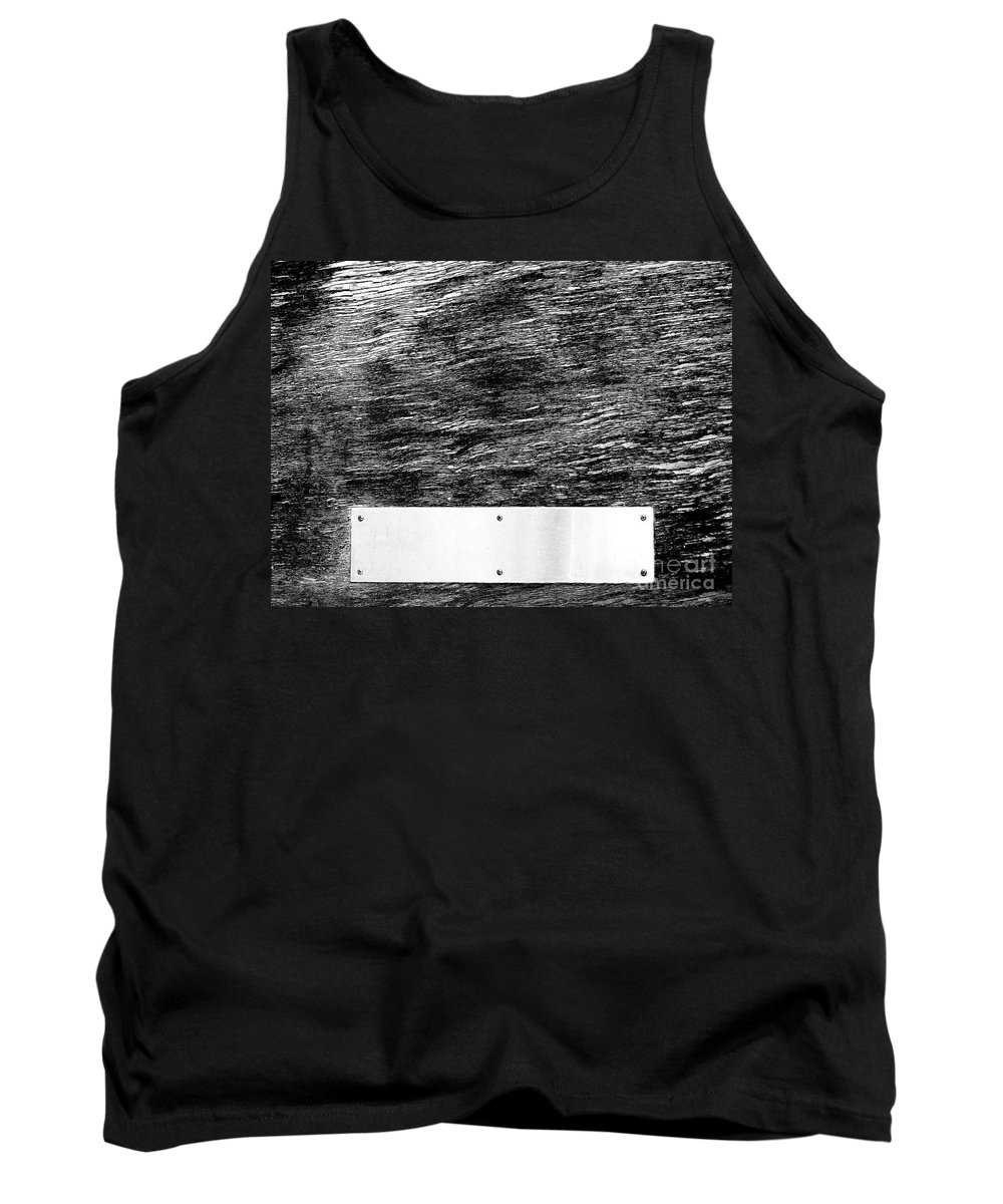 Dipasquale Tank Top featuring the photograph Weathered by Dana DiPasquale