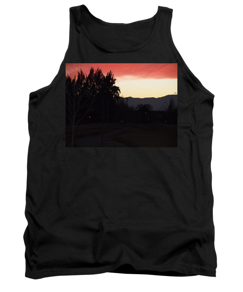 Tank Top featuring the photograph What The Naked Eye Cannot See by Robert Margetts