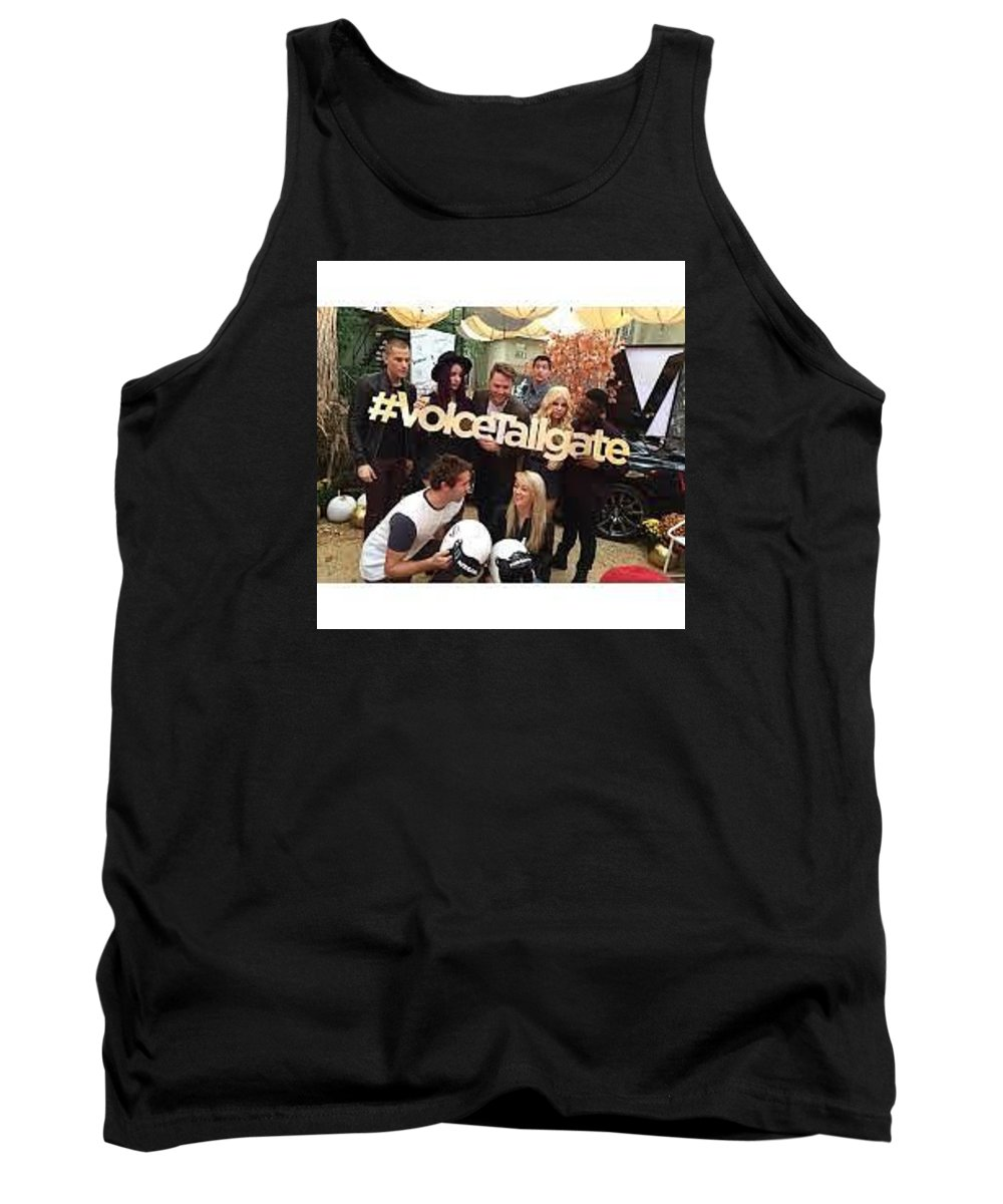 #youtube Influencers Tank Top featuring the mixed media #youtube Influencers by Epic Signal