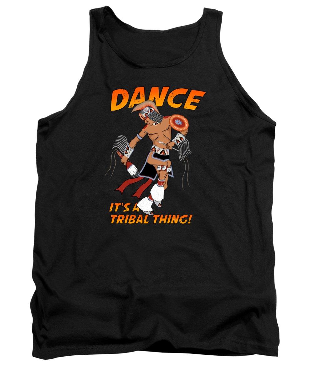 Dance Photographs Tank Tops