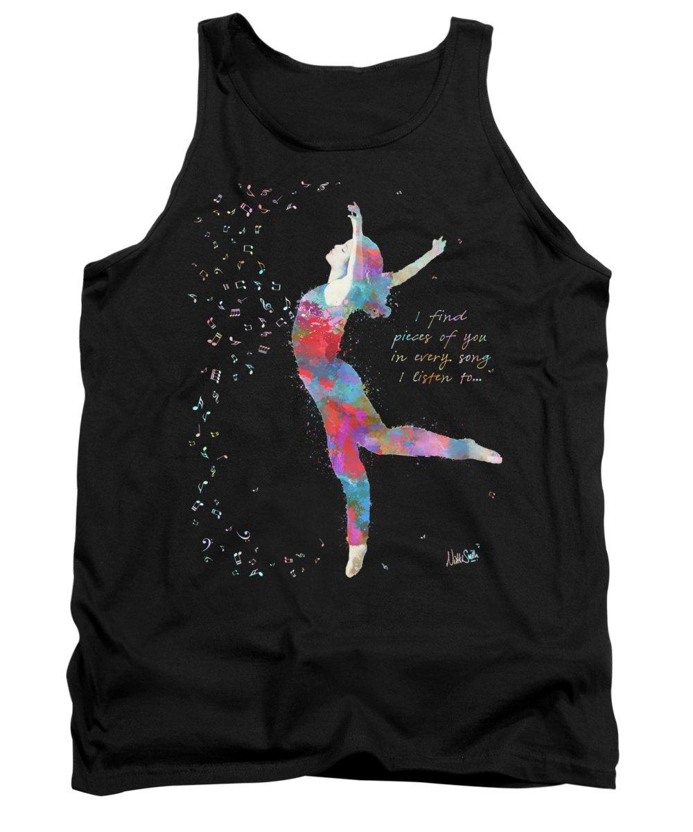 Ballerina Tank Tops