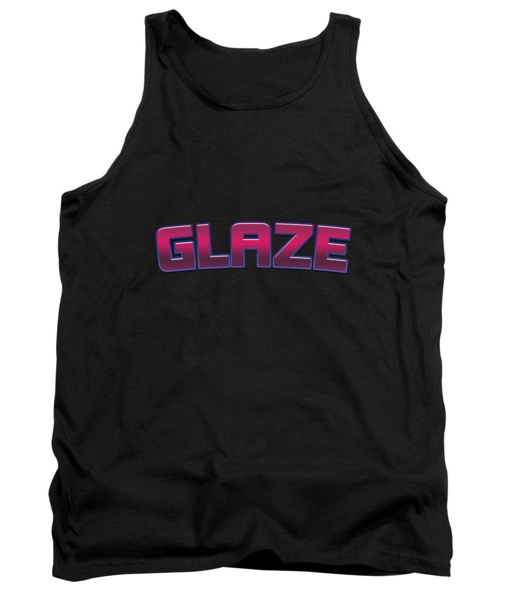 Glazed Tank Tops