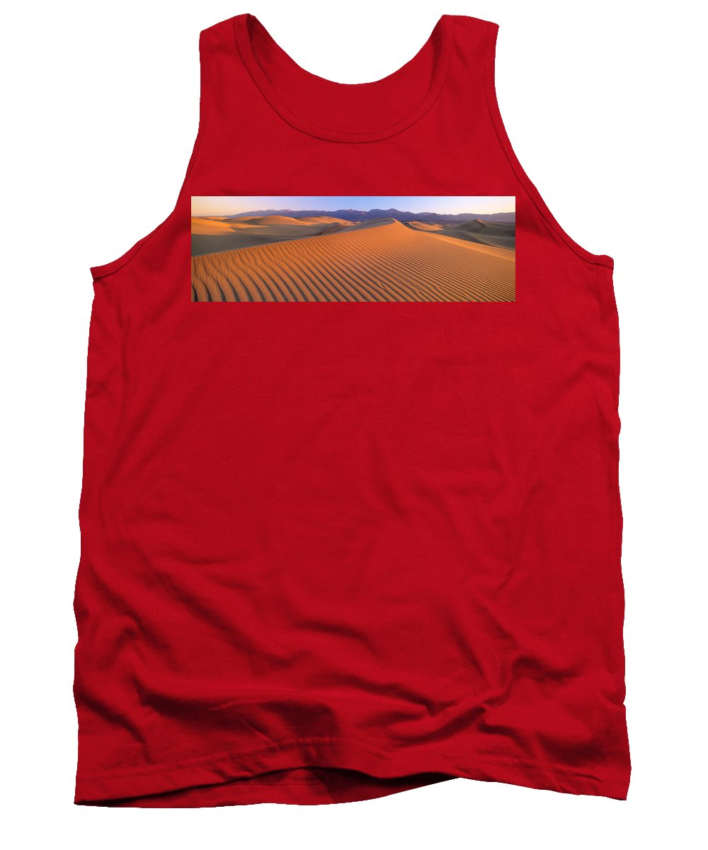 Death Valley National Monument Photographs Tank Tops