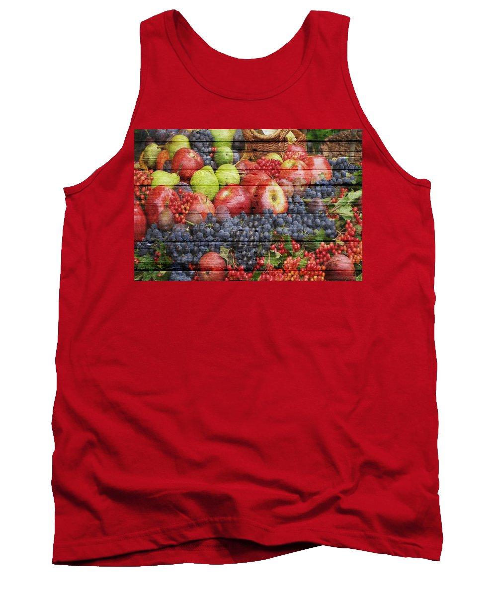 Fruit Tank Top featuring the photograph Fruit by Joe Hamilton