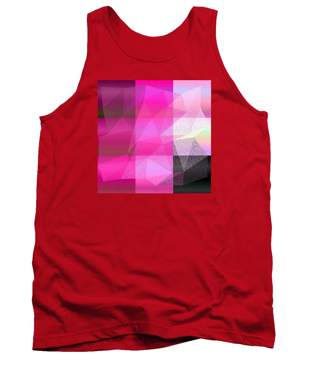 5120 Tank Top featuring the digital art 5120.6.55 by Gareth Lewis