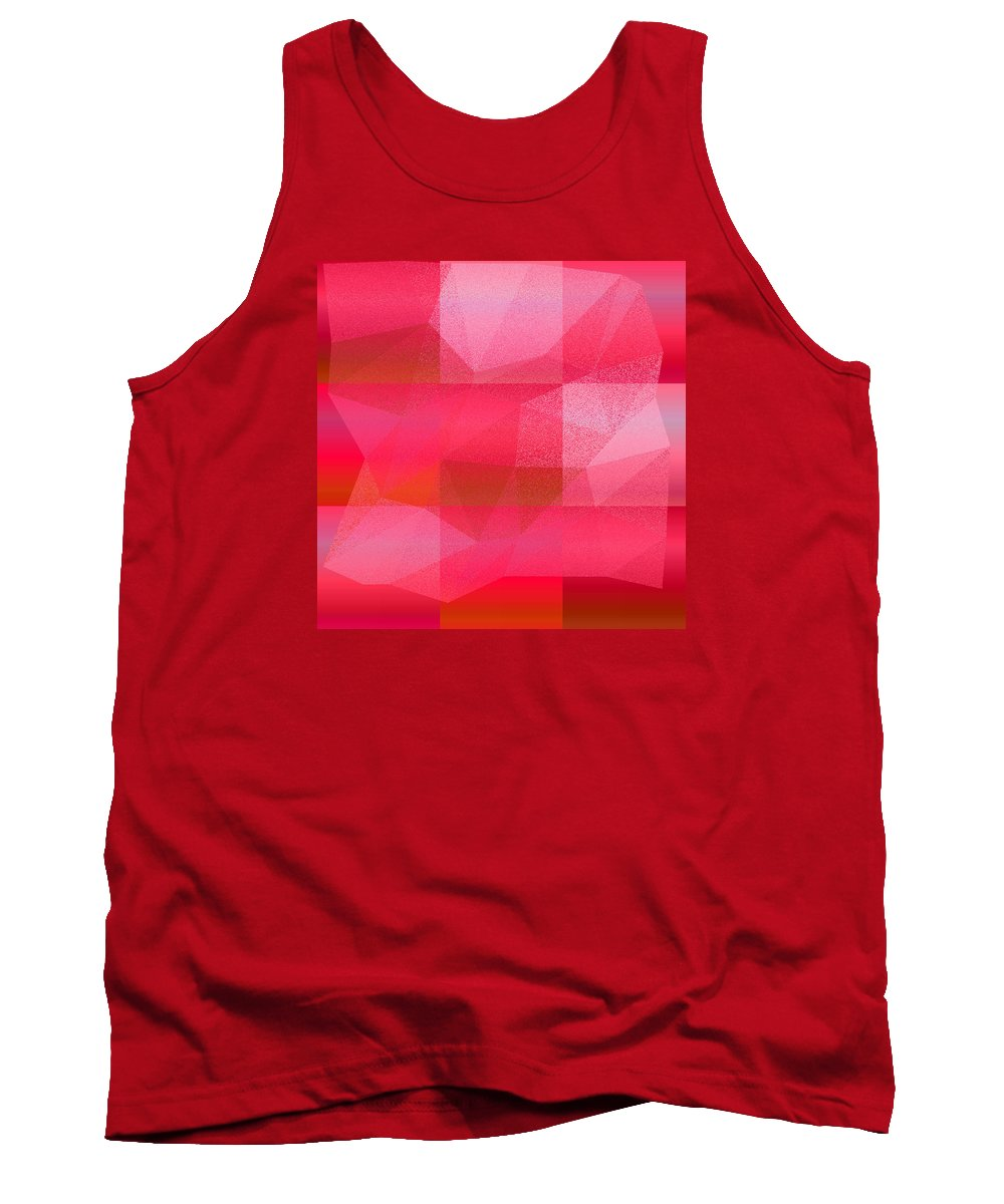 5120 Tank Top featuring the digital art 5120.6.59 by Gareth Lewis
