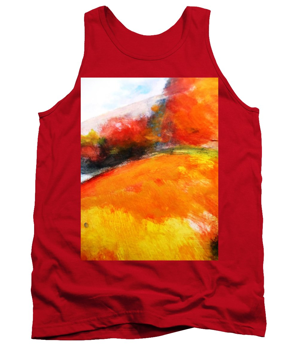 Paintings By Lyle Tank Top featuring the painting Alberts Romance by Lord Frederick Lyle Morris