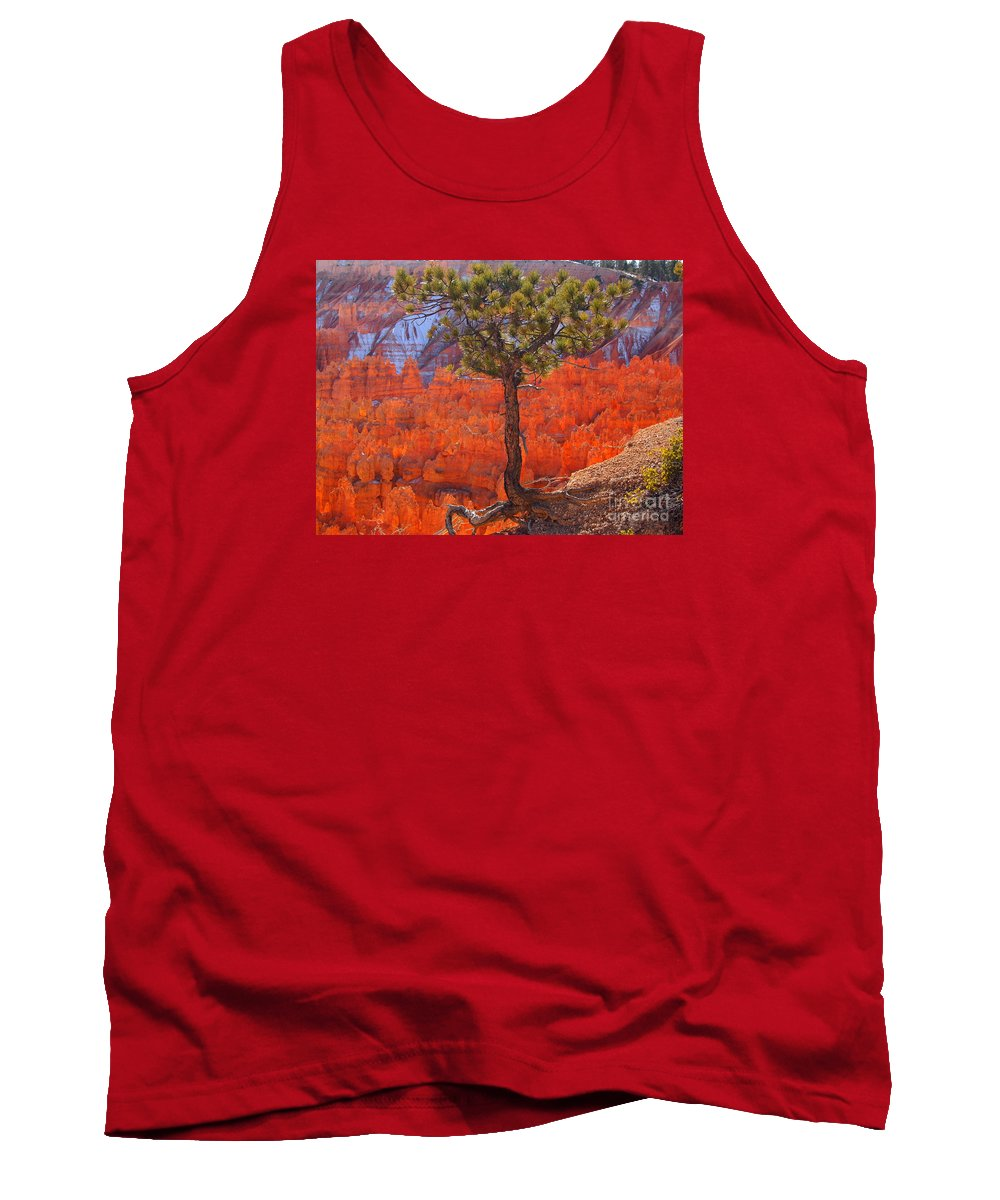 Bryce Canyon Tank Top featuring the photograph Bryce Canyon National Park Utah by Jennifer Craft