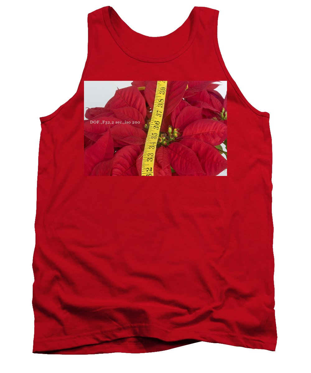 Tank Top featuring the photograph F32 2sec Iso 200 by Rich Franco