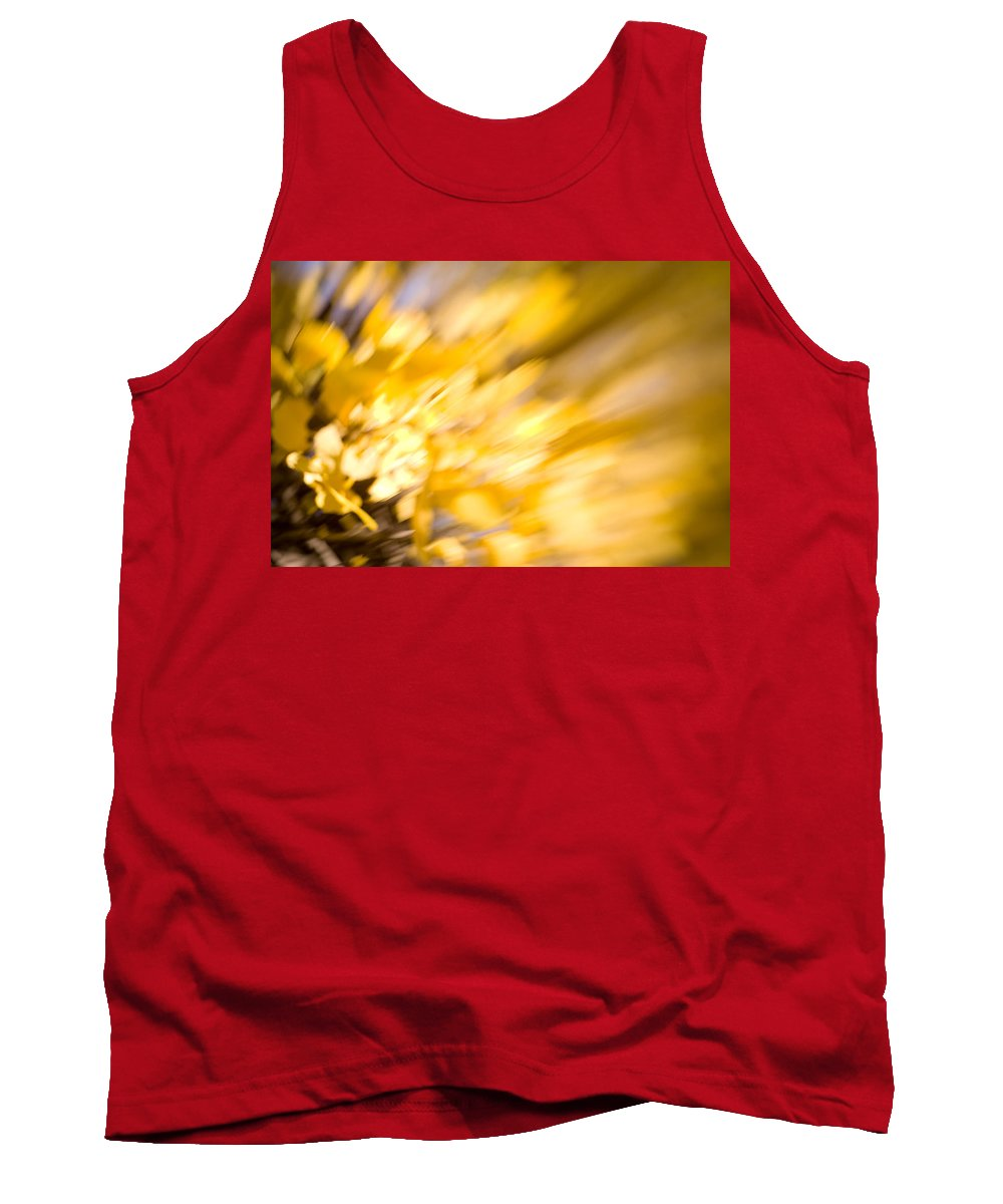 Color Tank Top featuring the photograph Fall Colors 6730 by Timothy Bischoff