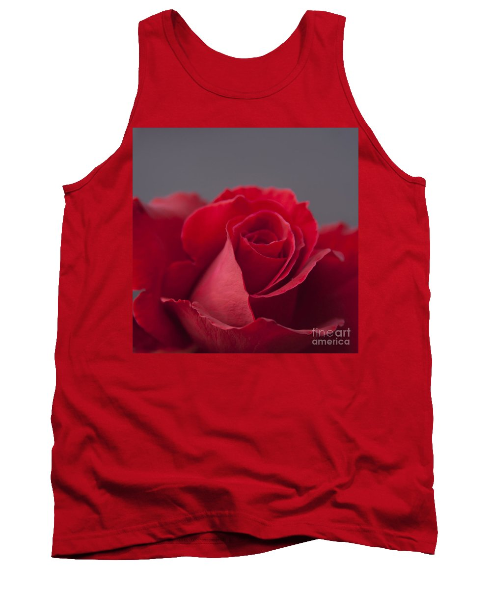 Aloha Tank Top featuring the photograph He Aloha No O Kula Hawaii - Lokelani Lokeulaula by Sharon Mau