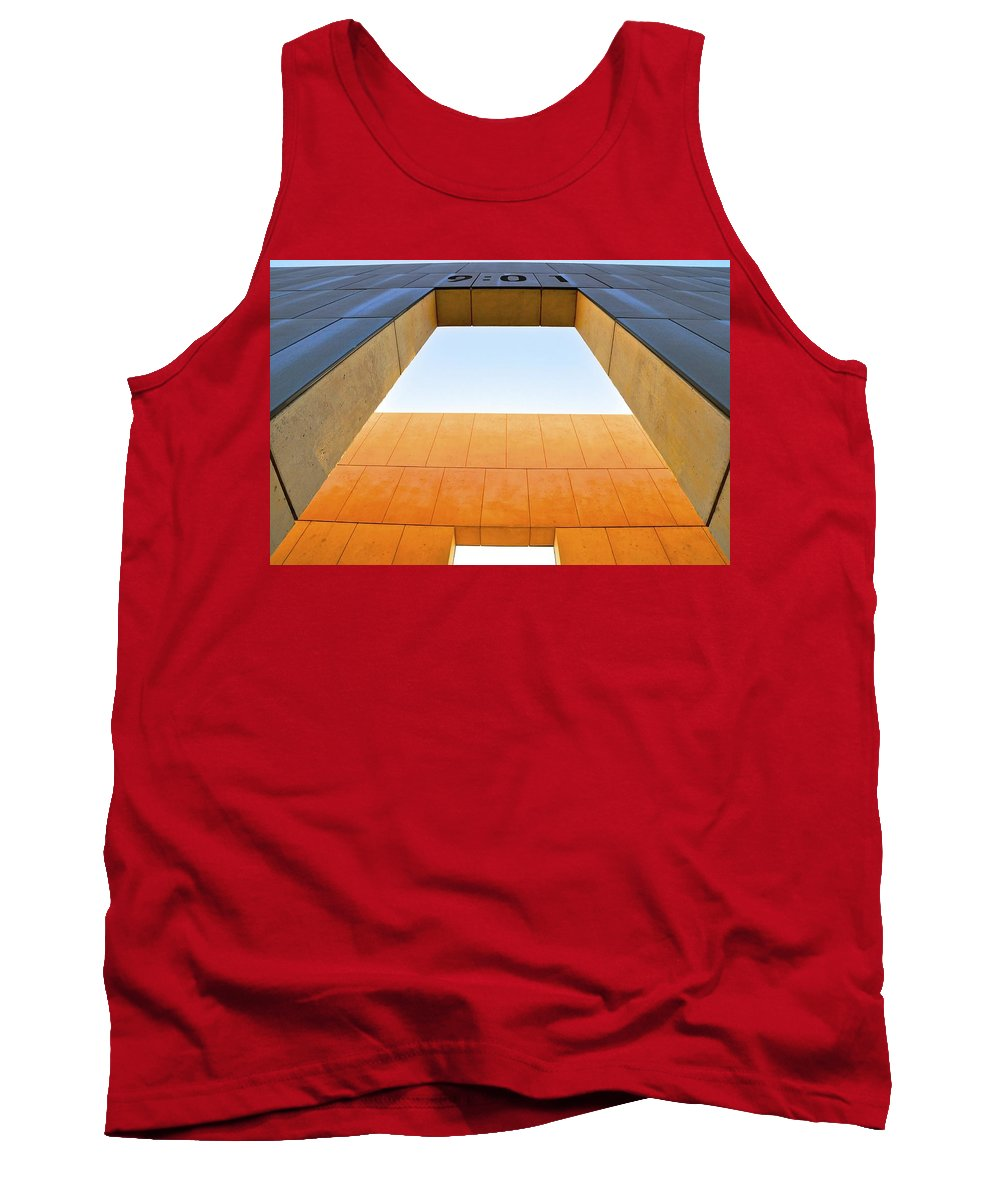 Oklahoma Tank Top featuring the photograph Last Minute by Re Dub