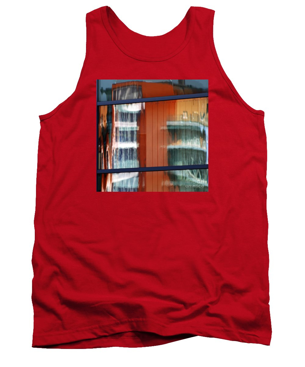 On The Other Side Tank Top featuring the photograph On The Other Side by Wendy Wilton