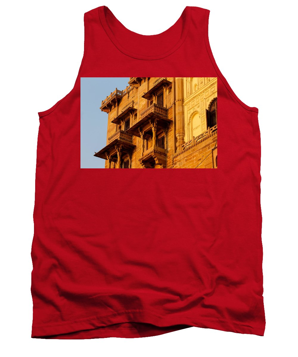Haveli Tank Top featuring the photograph Palace by Gaurav Singh