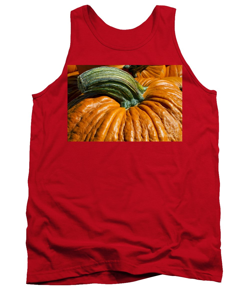 Punkin Time Tank Top featuring the photograph Pick Me by Gary Holmes