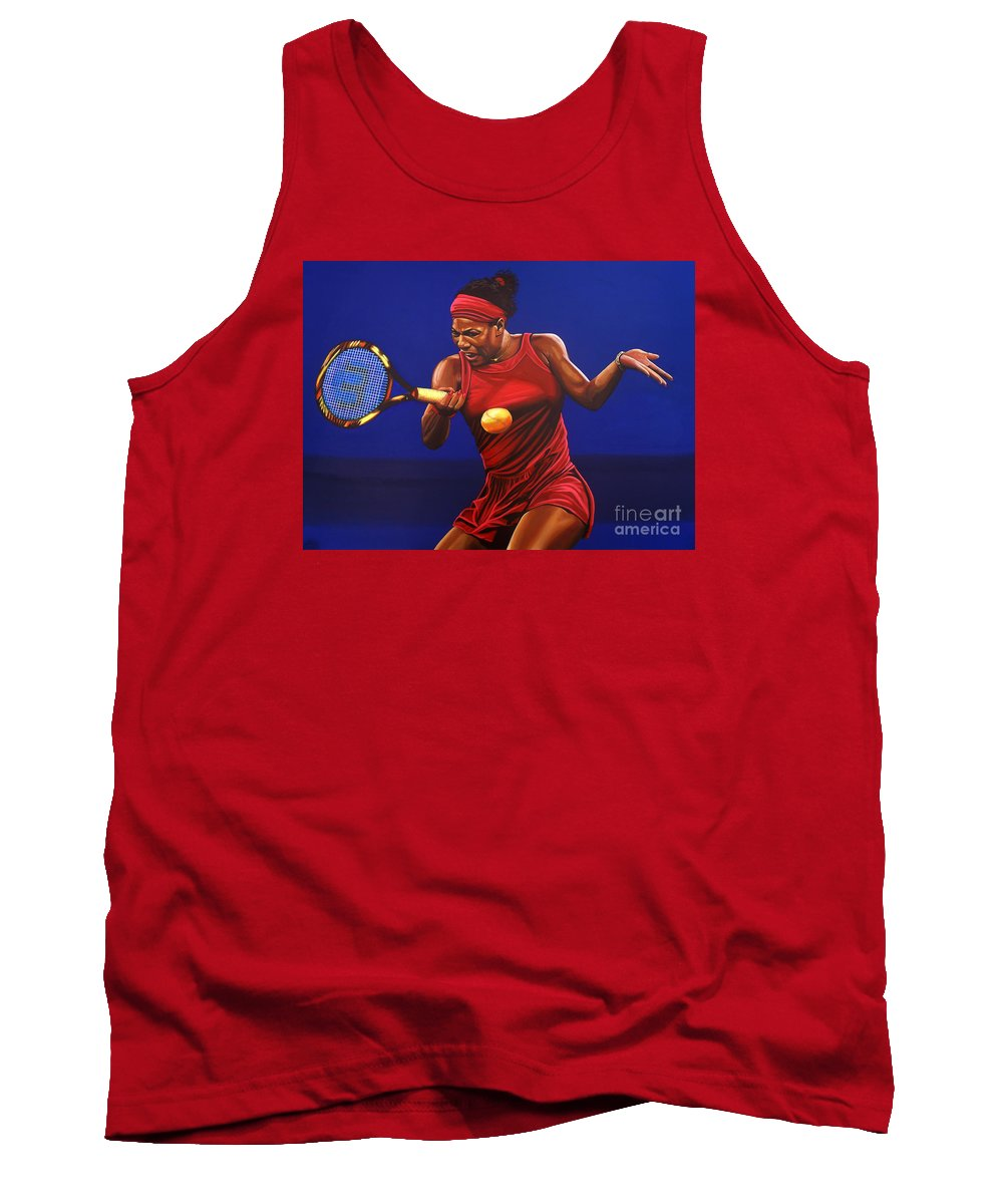 Serena Williams Tank Tops