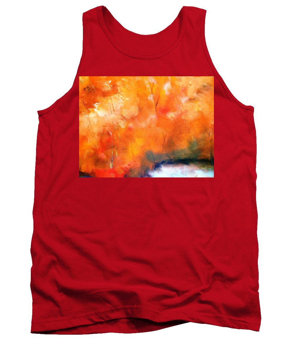 Paintings By Lyle Tank Top featuring the painting The Lark by Lord Frederick Lyle Morris