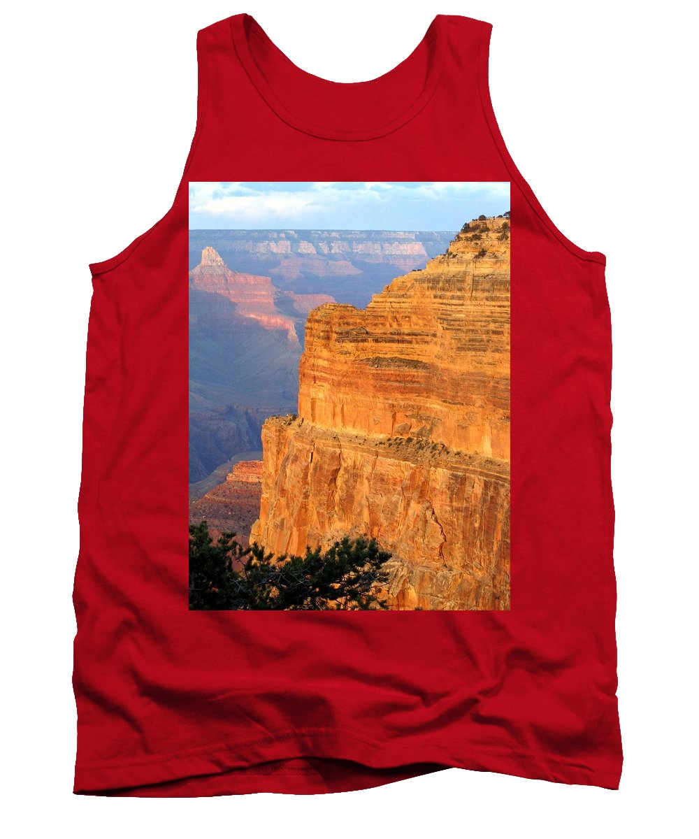 Grand Canyon Tank Top featuring the photograph Grand Canyon 27 by Will Borden