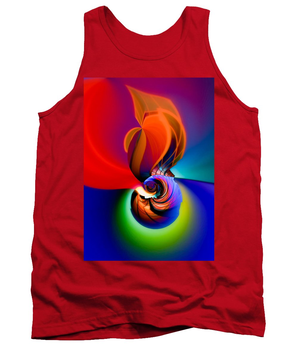 Siphonophore Photographs Tank Tops