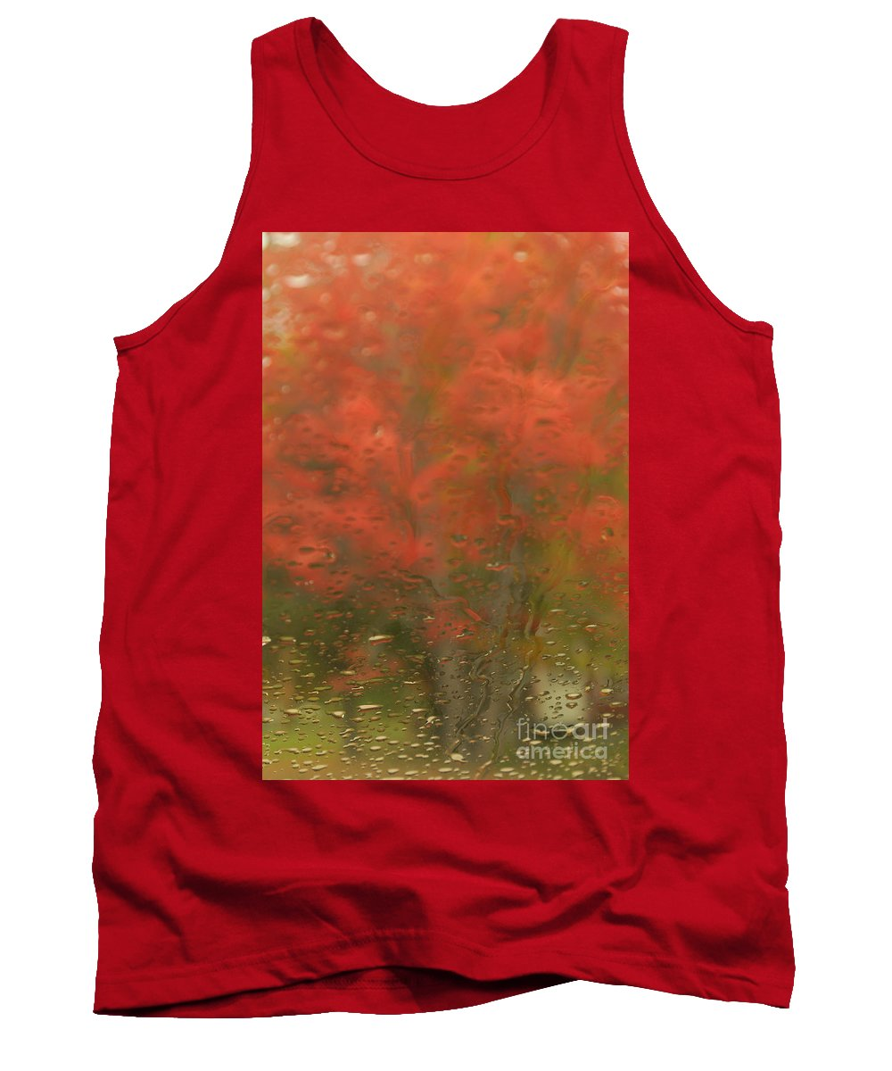 Tree Tank Top featuring the photograph Vision by Aimelle