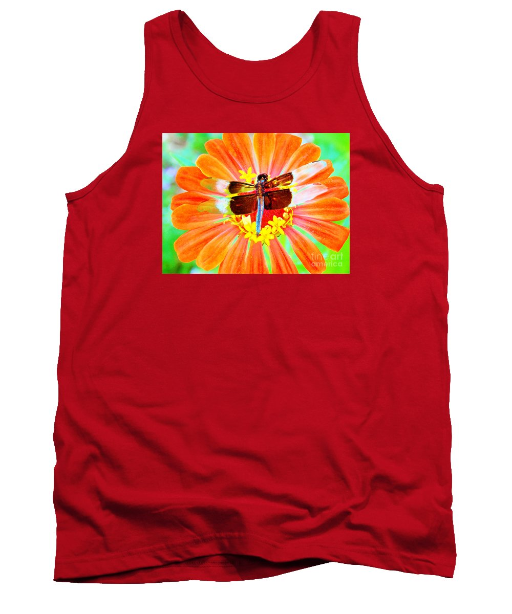 Behold Tank Top featuring the photograph Behold by Anita Faye