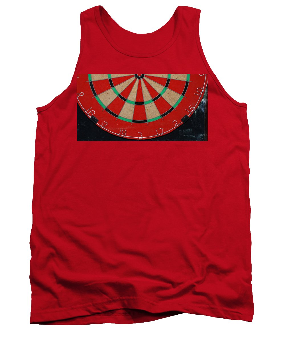 Macro Tank Top featuring the photograph Half Board by Rob Hans