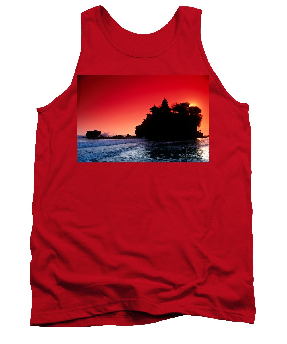 Bali Tank Top featuring the photograph Indonesia, Bali by Gloria & Richard Maschmeyer - Printscapes