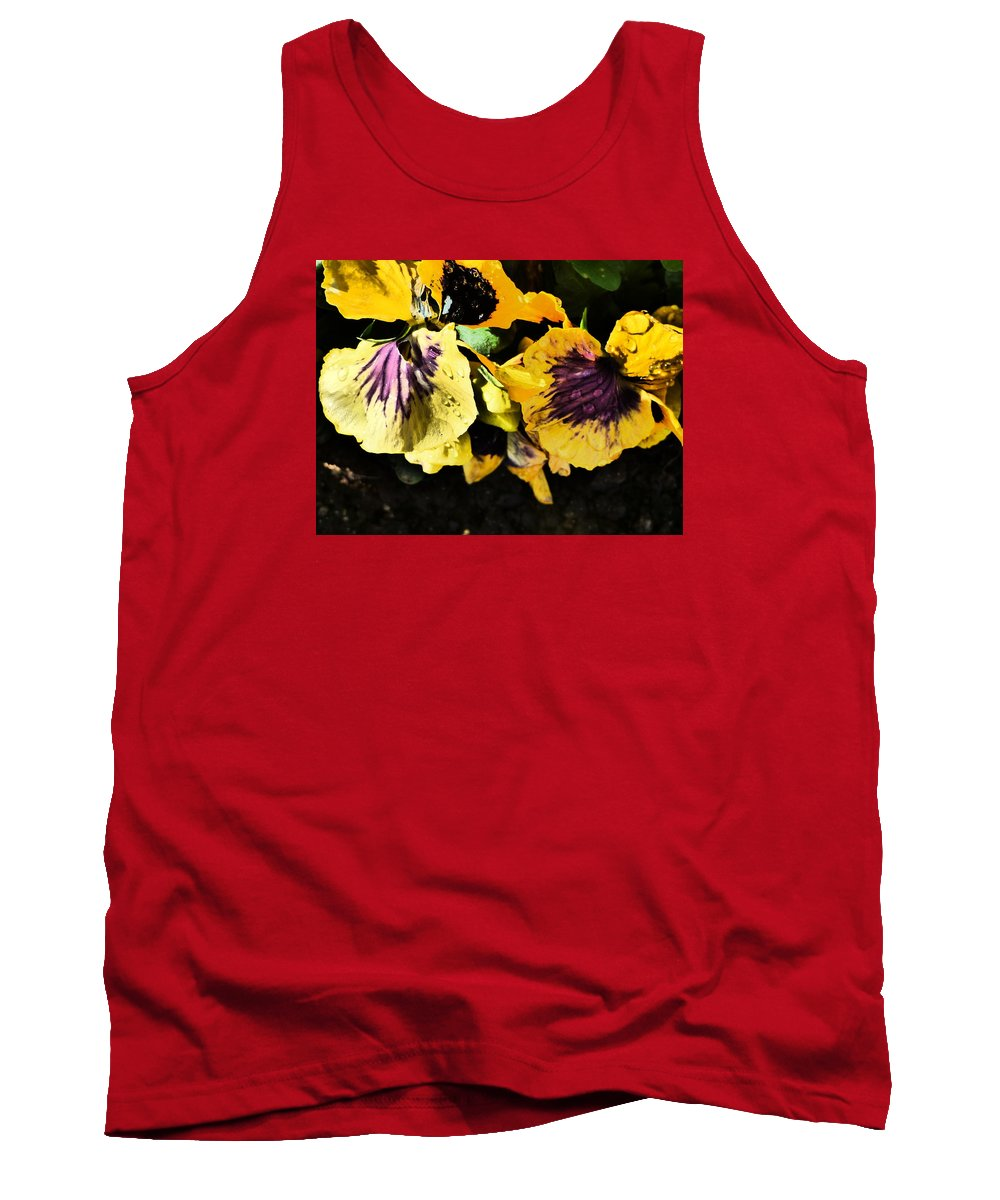 Paul Stanner Tank Top featuring the photograph Sounds Of Summer by Paul Stanner