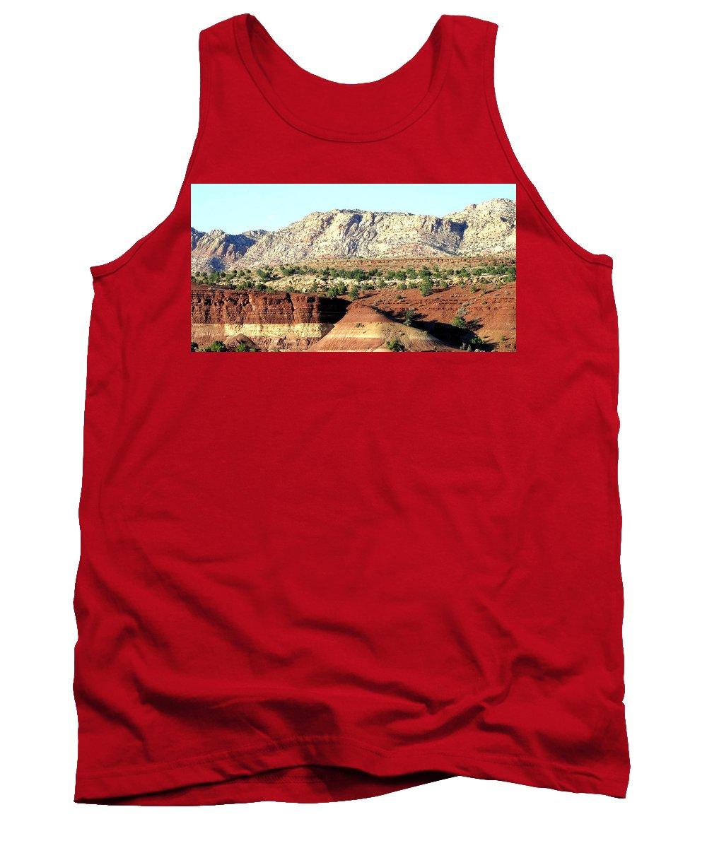 Arizona Tank Top featuring the photograph Arizona 18 by Will Borden