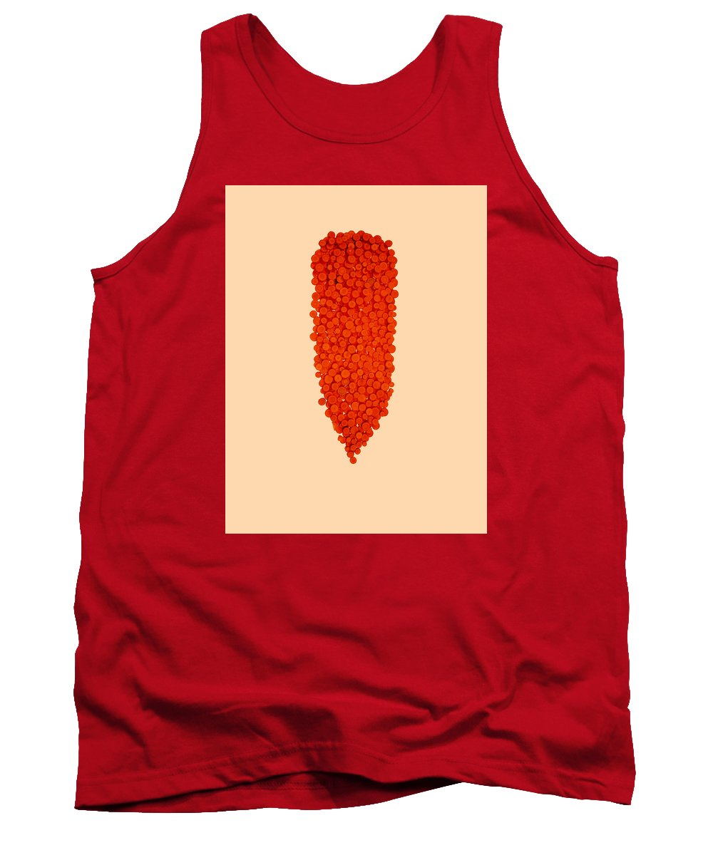 Love Tank Top featuring the photograph Carrot by Indrek Laanetu
