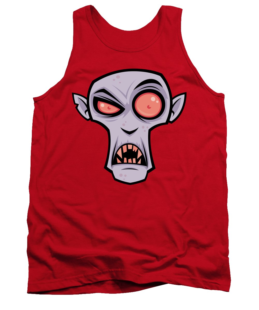 Cartoon Tank Tops
