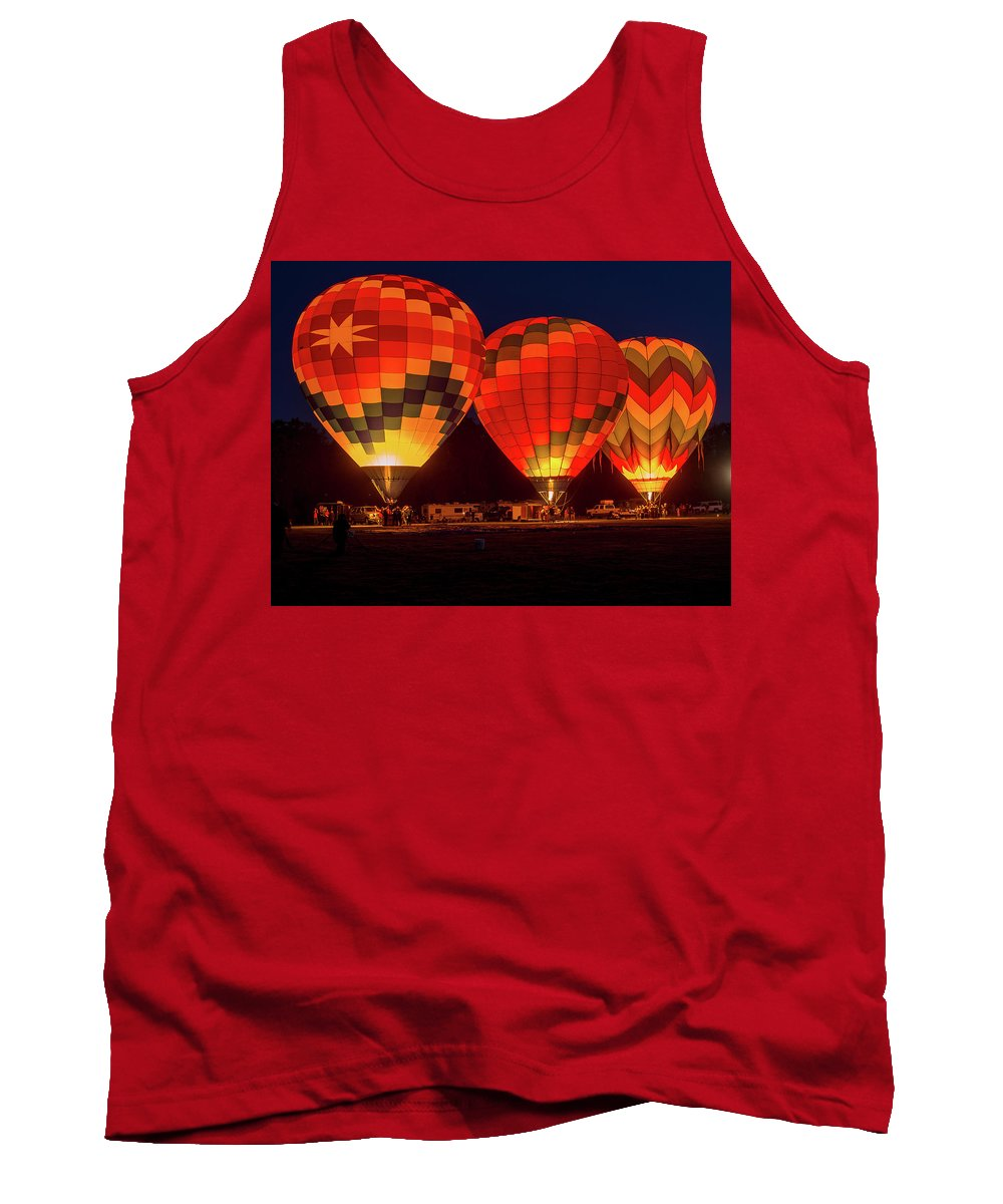 Sonomacounty Tank Top featuring the photograph Dawn Color by Dan Cassat