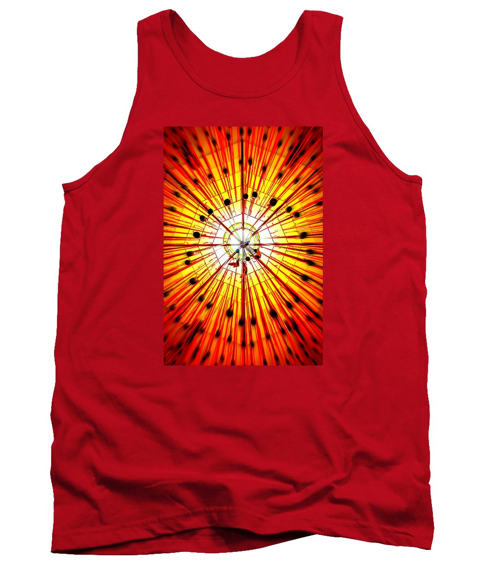 Star - Space Tank Top featuring the photograph Diwali 4 by Jijo George
