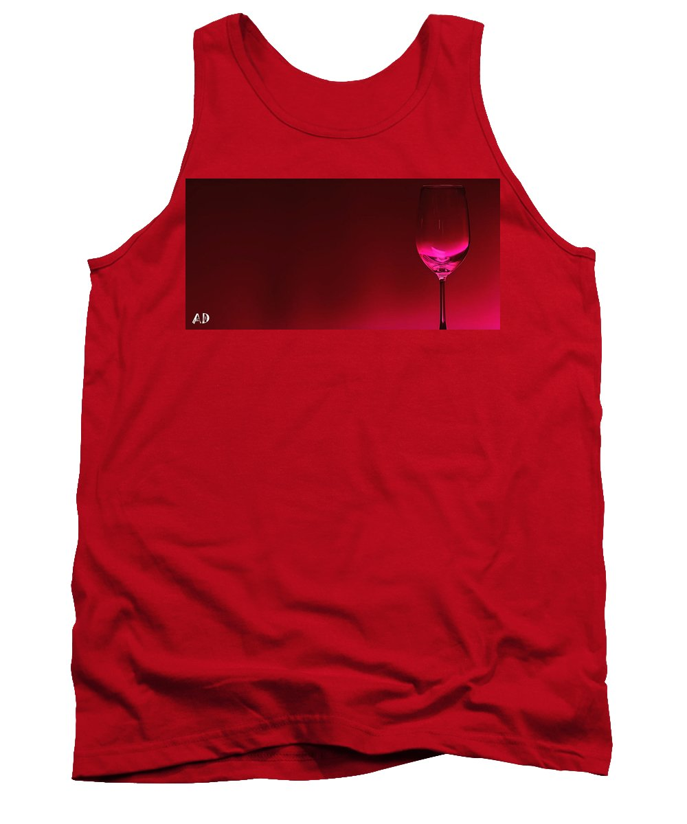Food And Beverage Tank Tops