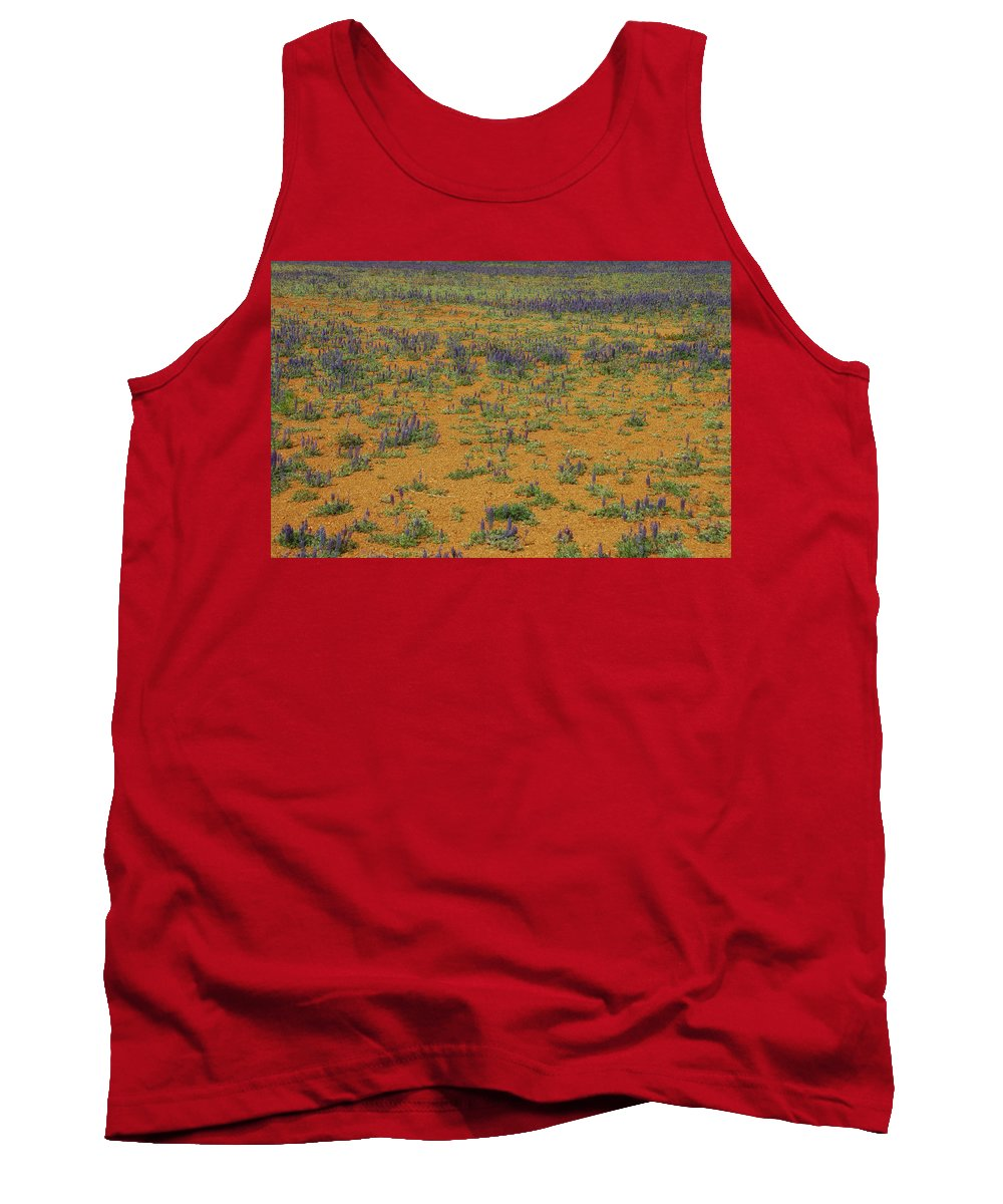 Flowers Tank Top featuring the photograph Infinity by Donna Blackhall