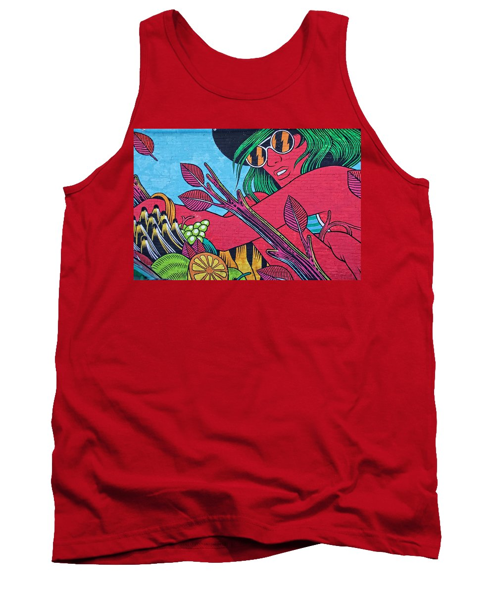 Alicegipsonphotographs Tank Top featuring the photograph Lemons by Alice Gipson