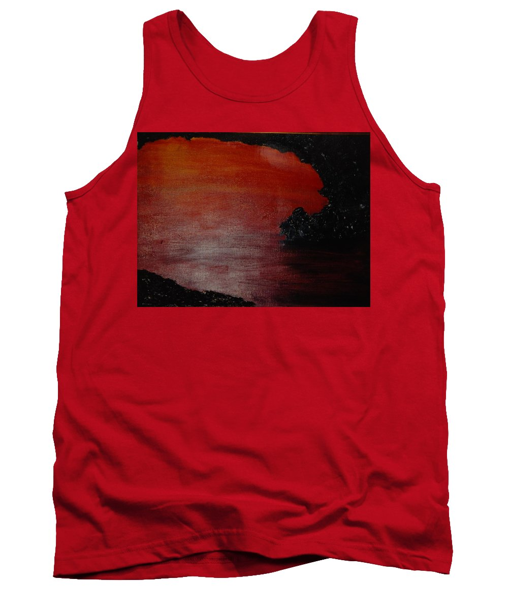 Painting Tank Top featuring the photograph Lori's World by Rob Hans