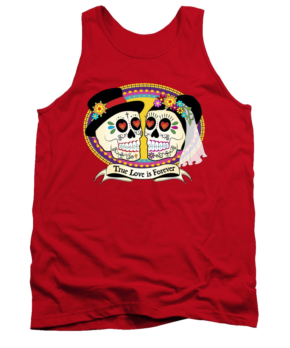 Marriage Tank Tops