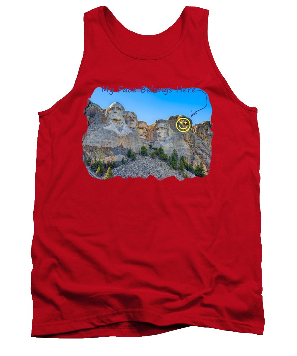 Landscape Tank Top featuring the photograph One More by John M Bailey