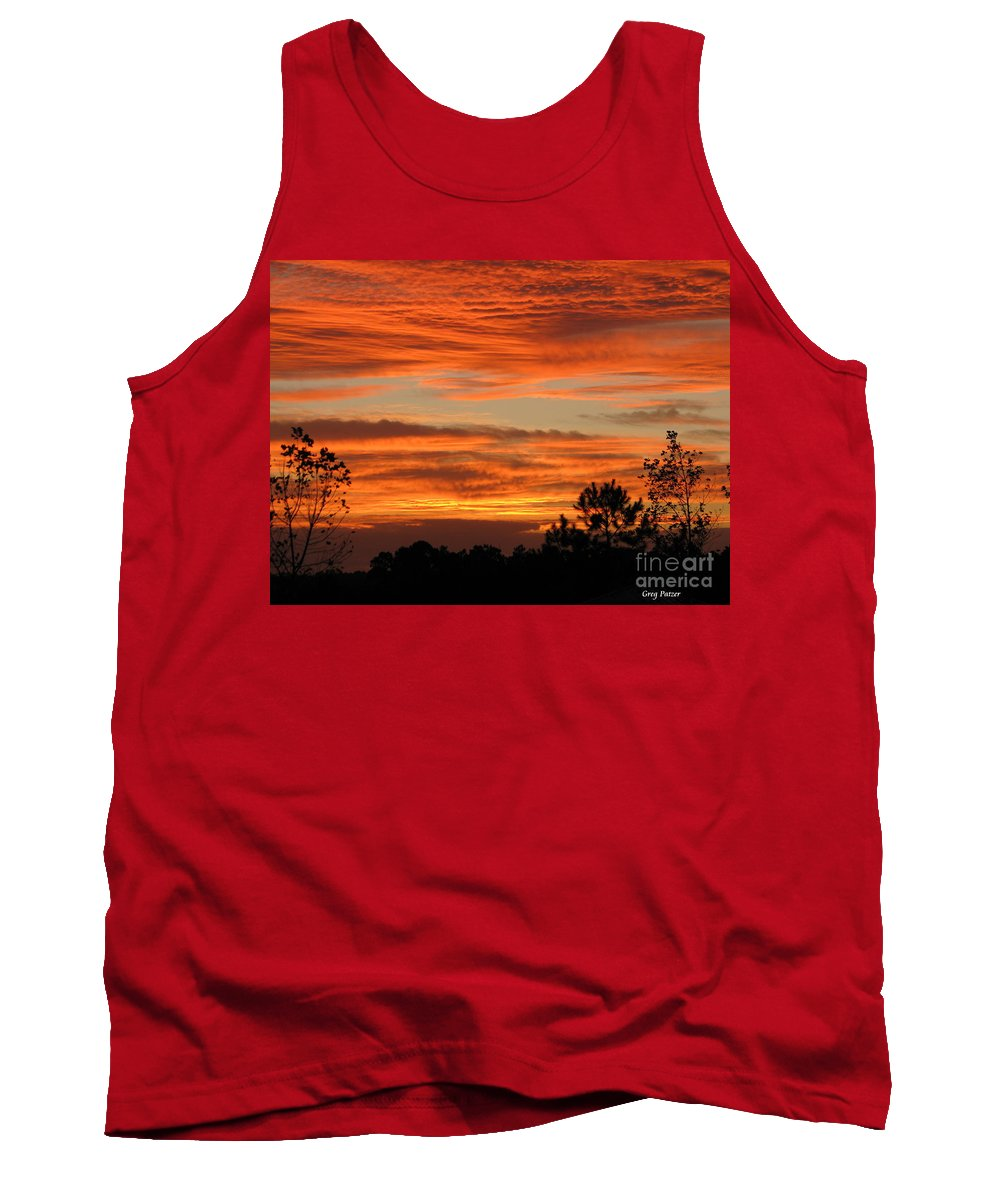 Art For The Wall...patzer Photography Tank Top featuring the photograph Perfection by Greg Patzer