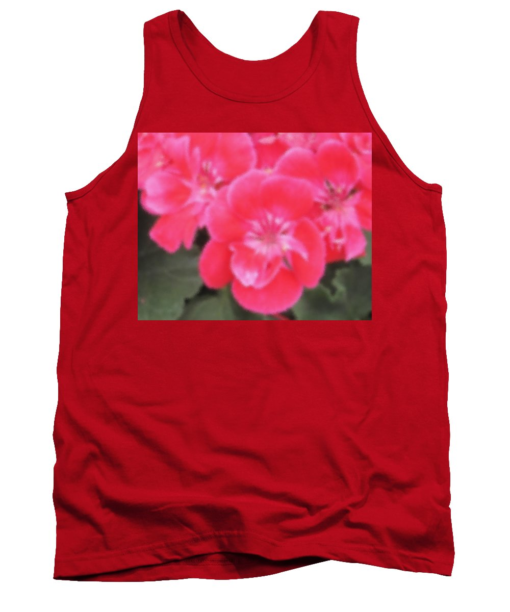 Pink Tank Top featuring the photograph Pink by Ian MacDonald