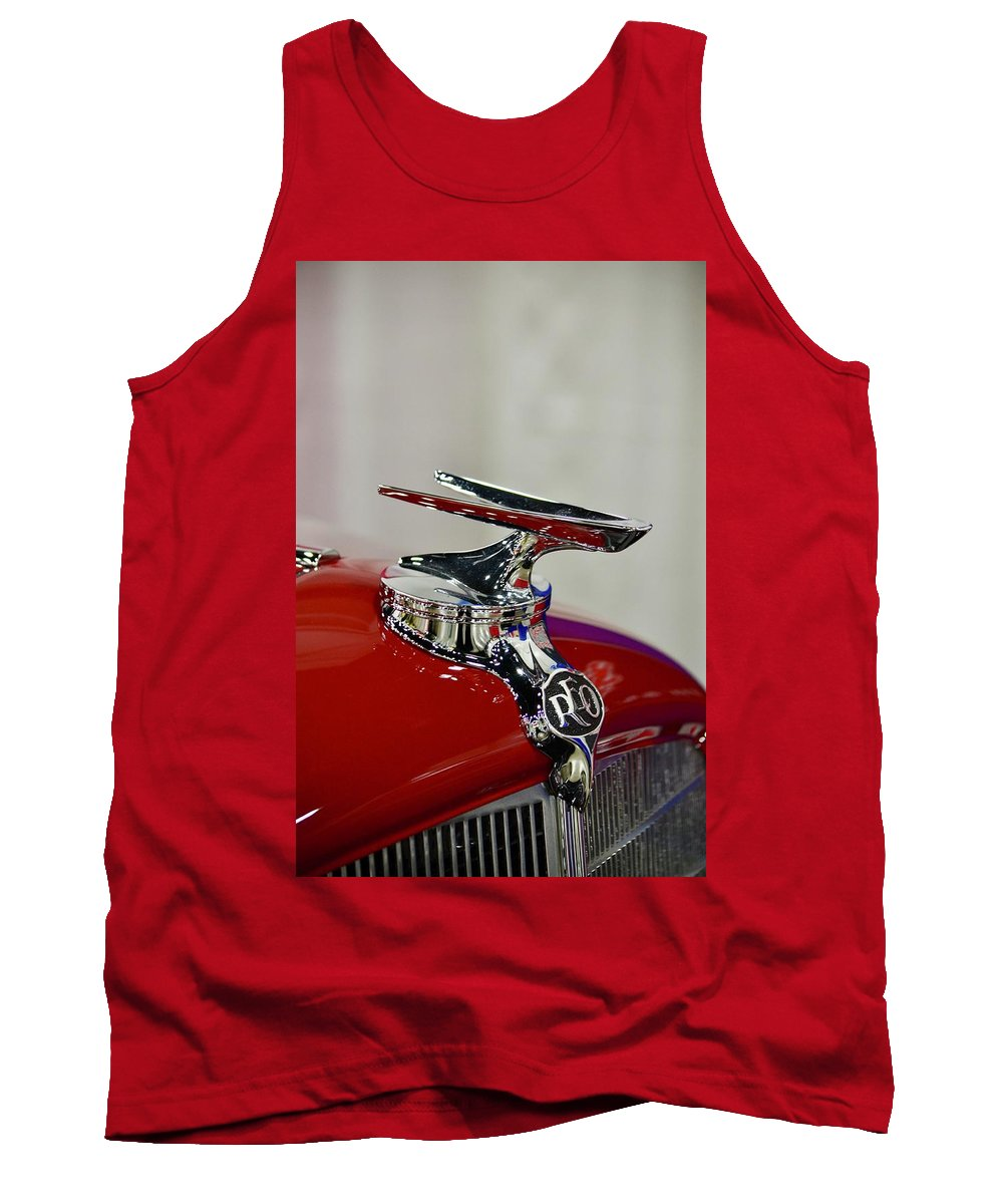 Tank Top featuring the photograph Reo Pickup by Dean Ferreira