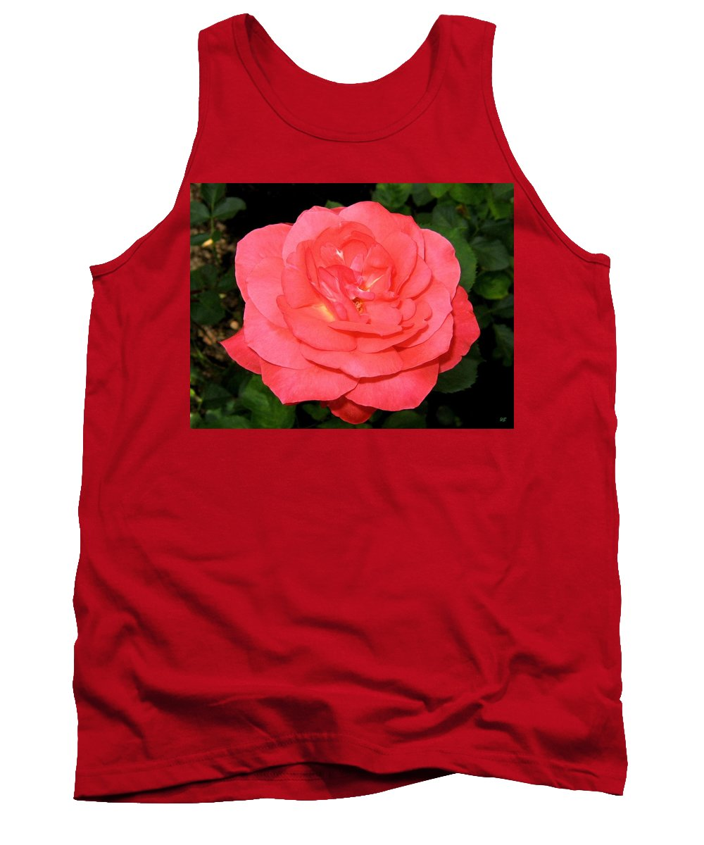 Rose Tank Top featuring the photograph Roses 3 by Will Borden