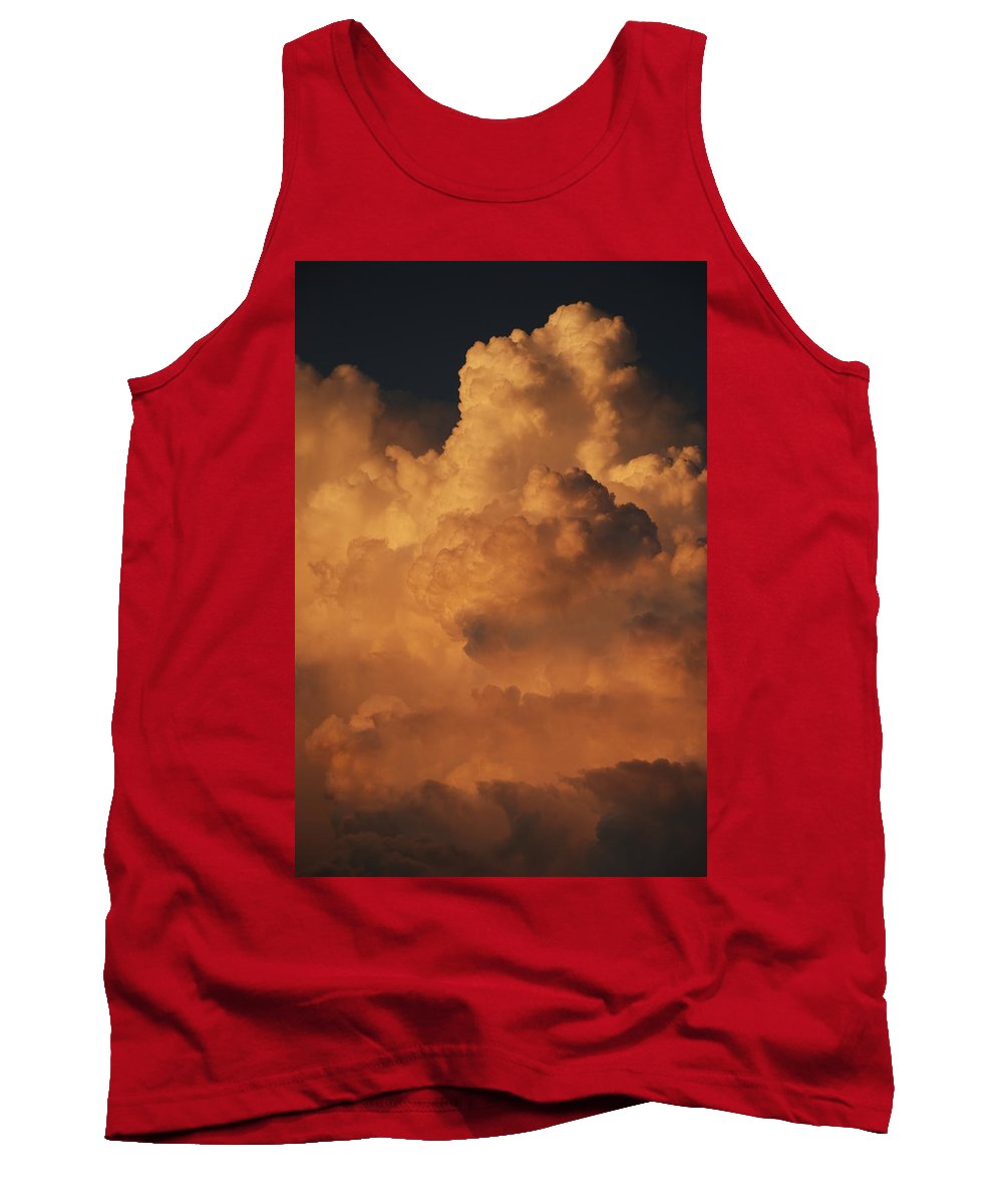 Clouds Tank Top featuring the photograph Shades Of Color by Rob Hans
