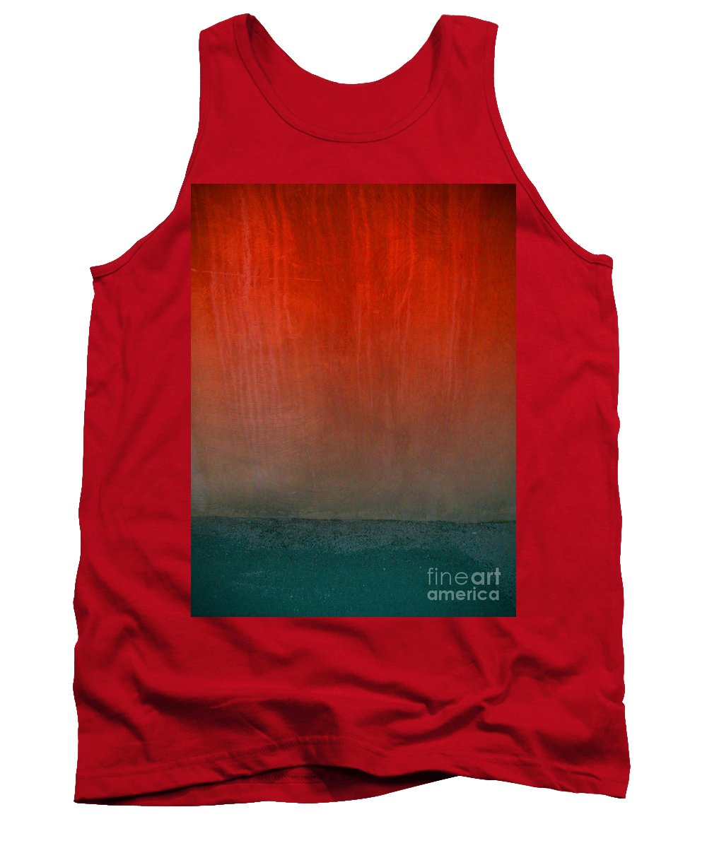 Wall Tank Top featuring the photograph Streaked by Tara Turner