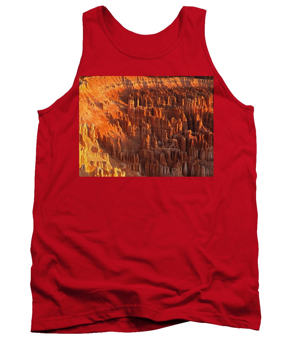 Amphitheater Tank Top featuring the photograph The Amphitheater by Ajit Pillai