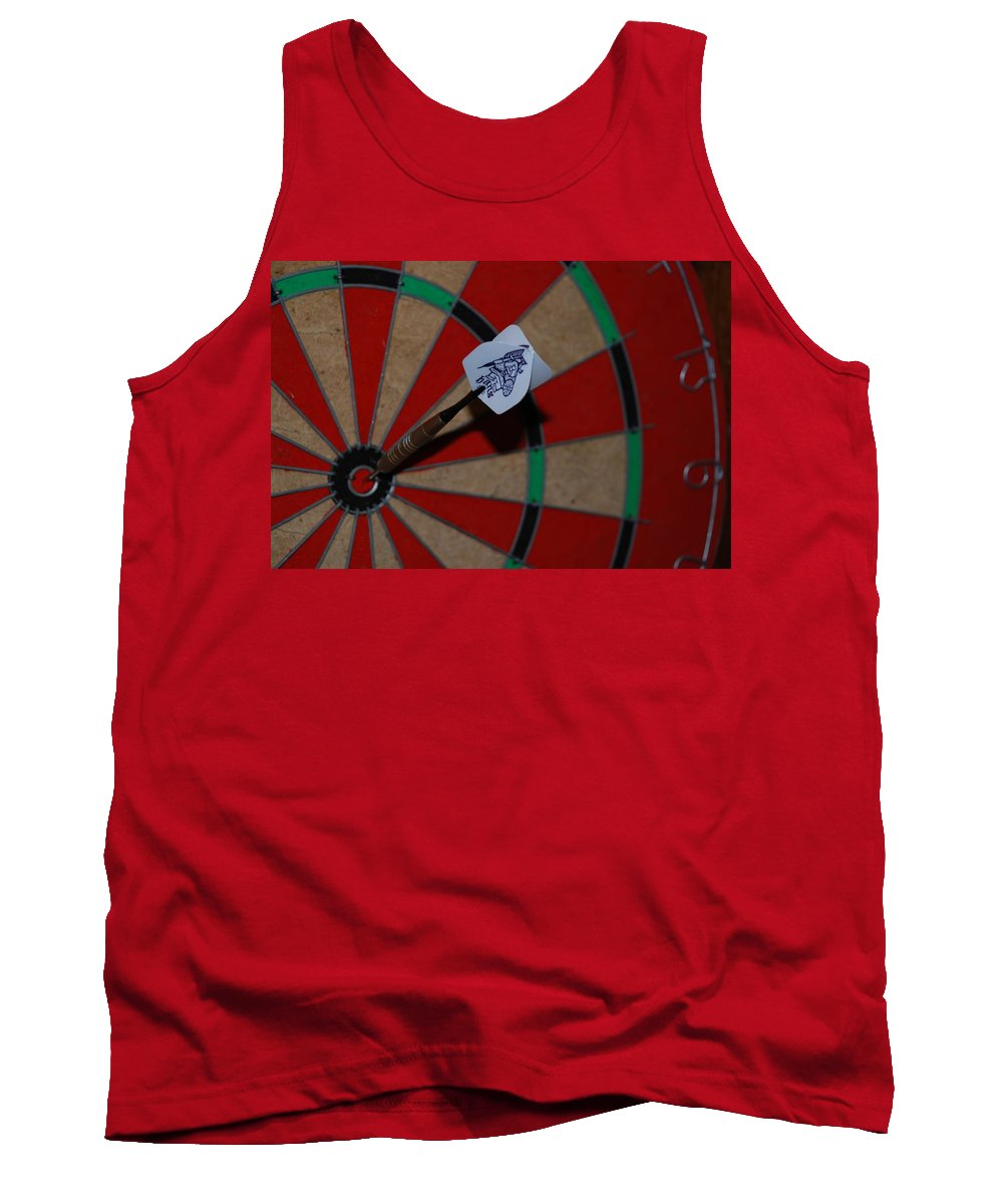 Macro Tank Top featuring the photograph The Hans Flight by Rob Hans